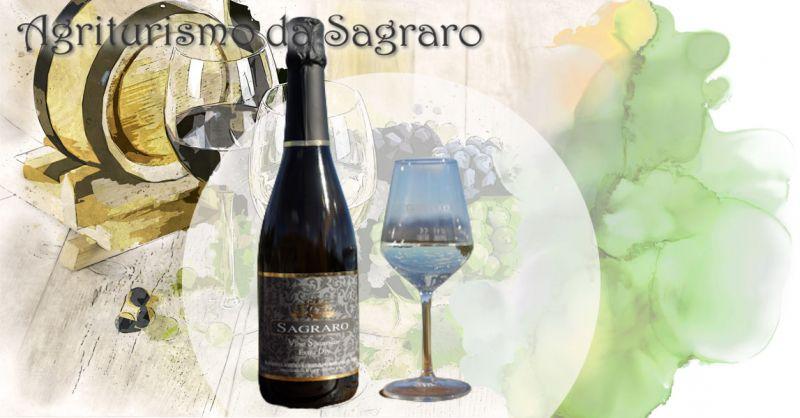 AGRITURISMO DA SAGRARO - Offerta vendita online miglior VINO SPUMANTE EXTRA DRY dei Colli Berici
