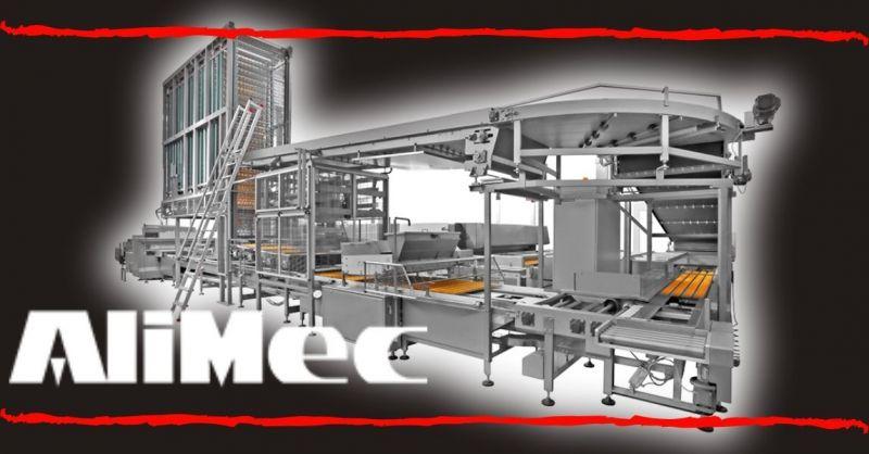 ALIMEC – Menawarkan pabrik otomatis dan semi-otomatis perusahaan Italia untuk produksi biskuit